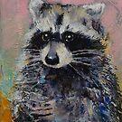 Raccoon by Michael Creese