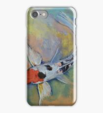 Maruten Butterfly Koi iPhone Case/Skin