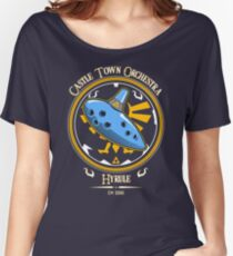 Castle Town Orchestra Women's Relaxed Fit T-Shirt