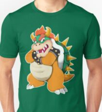 Bowser King Koopa Unisex T-Shirt
