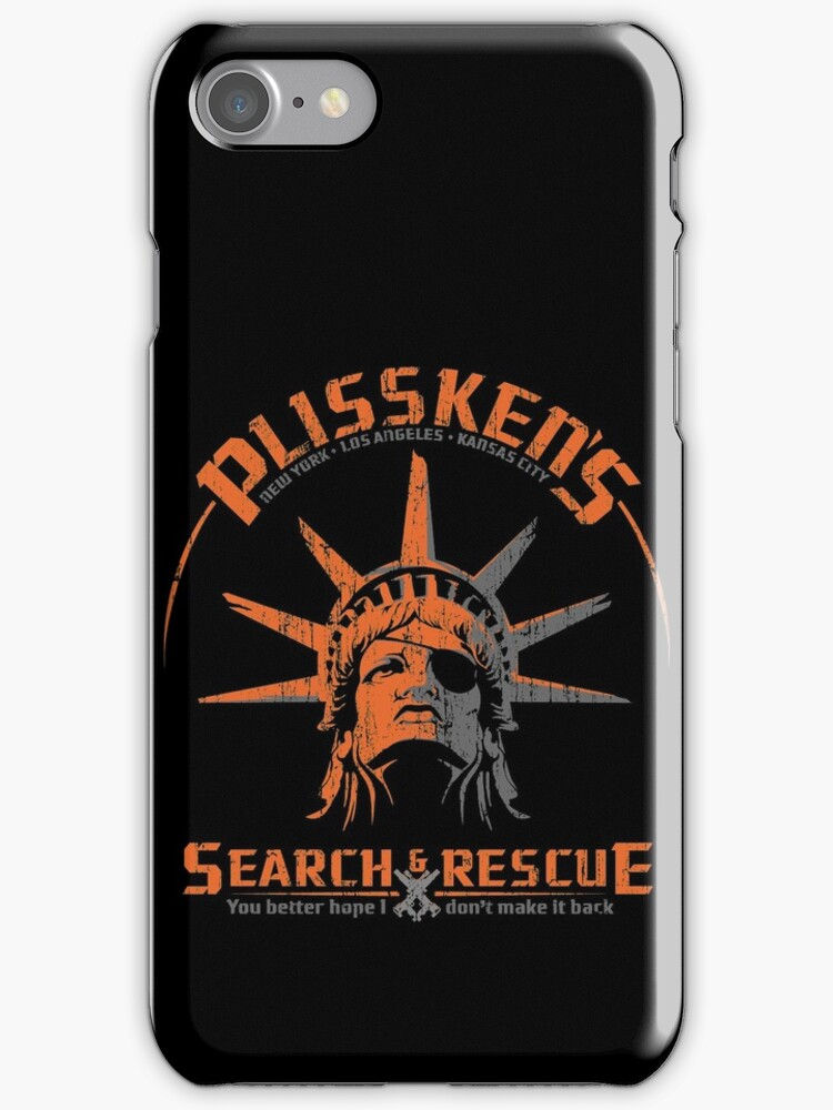 Snake Plissken's  Search & Rescue Pty Ltd by Vincent Carrozza