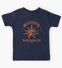 Snake Plissken's  Search & Rescue Pty Ltd Kids Tee