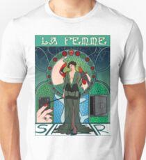 Sherlock Nouveau: Irene Adler T-Shirt