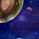 Universes by Pal Virag