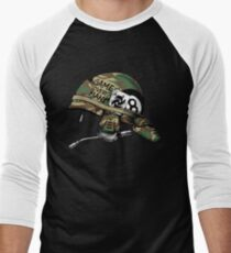 Game Over Man Aliens Born to Kill Men's Baseball ¾ T-Shirt