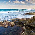 Kings Beach - Caloundra by Chris Cohen