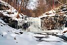 Heavy Ice At Harrison Wright by Gene Walls