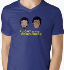 Flight of the Conchords Mens V-Neck T-Shirt