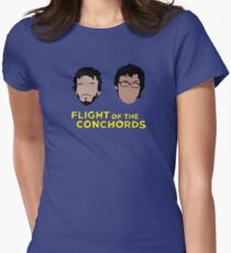 Flight of the Conchords Women's Fitted T-Shirt
