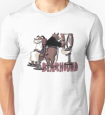 Bearhound Barbershop Unisex T-Shirt