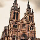 St Peters Cathedral, Adelaide by liming tieu