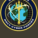 NAVY Cyber Forces by Tasty Clothing