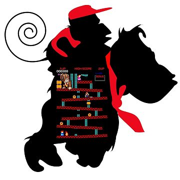 Donkey Kong by oponce