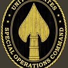 Special Operations Command by Tasty Clothing