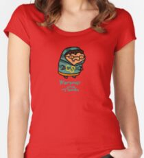 Worship The Tooth Women's Fitted Scoop T-Shirt