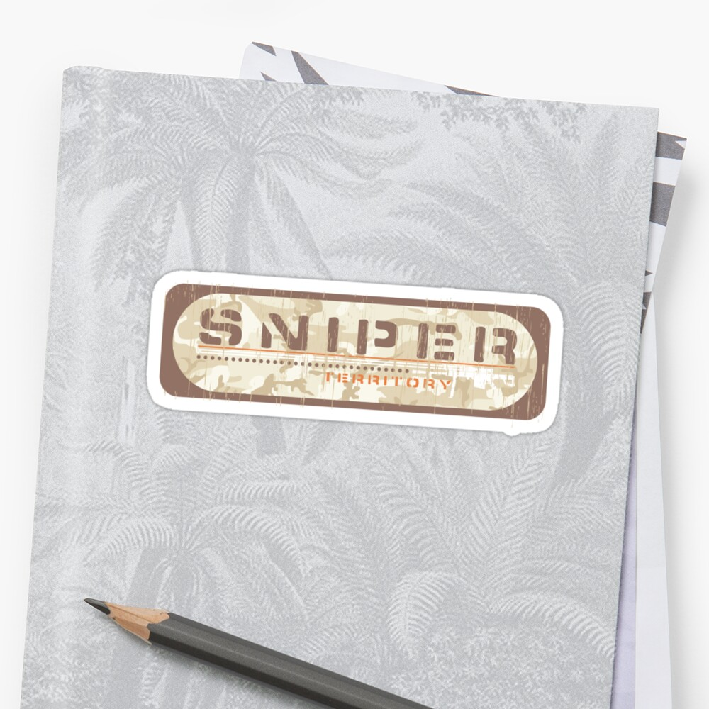 SNIPER by Tasty Clothing
