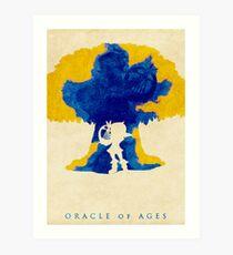 Ages Art Print