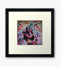 Dream Love Framed Print