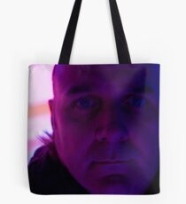 Self-Portrait in MOCCA Tote Bag