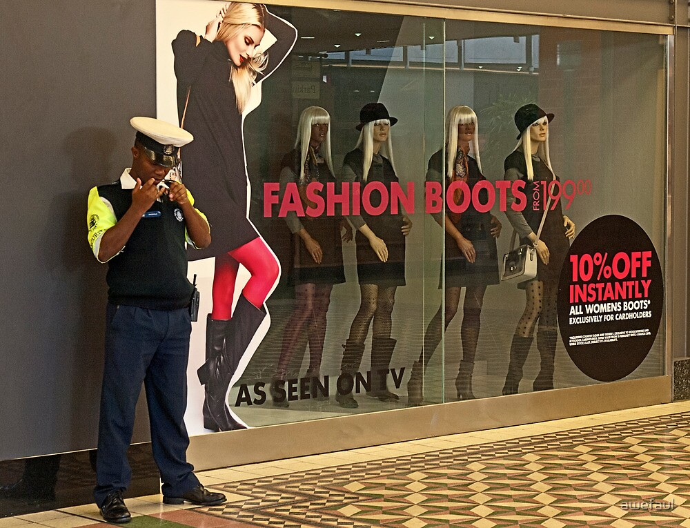 Fashion Boots by awefaul