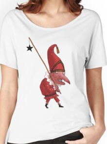 Mr. Punch and the Dark Star Women's Relaxed Fit T-Shirt