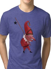 Mr. Punch and the Dark Star Tri-blend T-Shirt