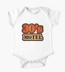 Vintage 30's Motel - T-Shirt Kids Clothes