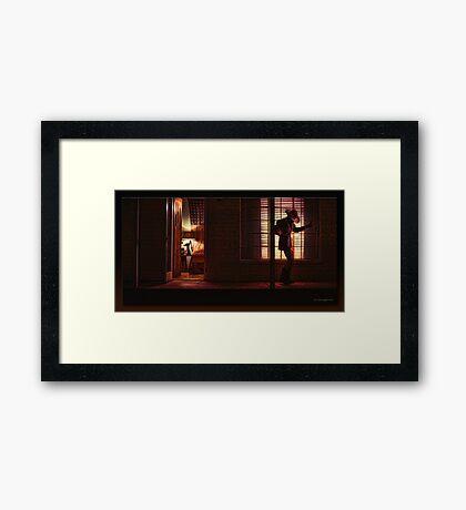 I'm Cool Framed Print