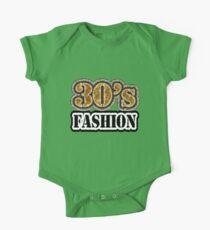 Vintage 30's Fashion - T-Shirt Kids Clothes