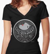 The Big Sleep SXSW - T shirt Women's Fitted V-Neck T-Shirt
