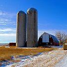 Winter on the Farm ! by Jan Siemucha