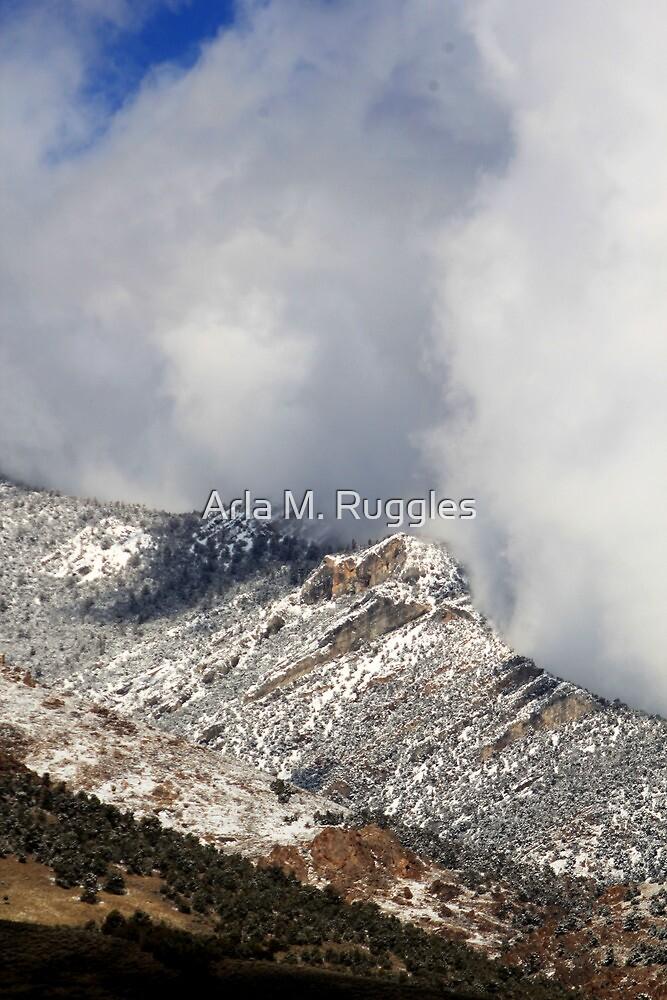 Montgomery Peak by Arla M. Ruggles