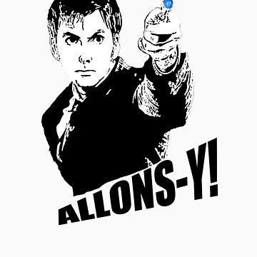 allons-y! by jammywho21