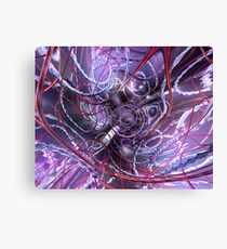 Screaming Gumby Fx  Canvas Print