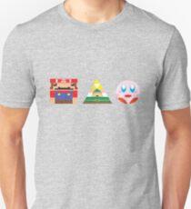 Basic Nintendo Heroes Unisex T-Shirt
