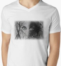 Mysterious Female T-Shirt