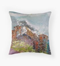 Nordic Point of View Throw Pillow