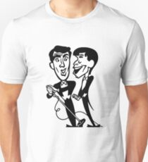 Dean and Jerry Unisex T-Shirt