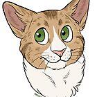 Funny the Cat - Custom by Dany Gonzalez