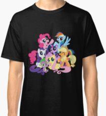 mane six Classic T-Shirt