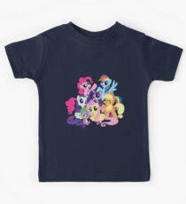 mane six Kids Clothes