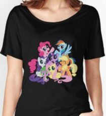 mane six Women's Relaxed Fit T-Shirt