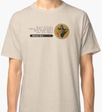Black Pirates 400th SQ - 90th BG - 5th AF    Emblem (Black) Classic T-Shirt