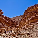 Coloured Canyon, South Sinai, Egypt by NicoleBPhotos