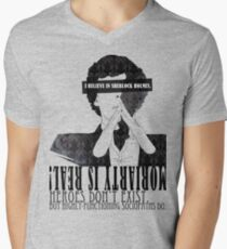 Sherlock: I believe in SH T-Shirt