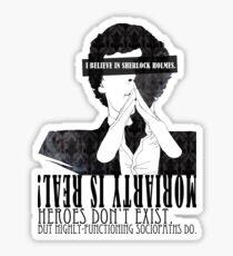 Sherlock: I believe in SH Sticker