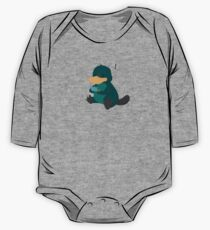 playing platypus One Piece - Long Sleeve