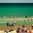 Manly Beach Feb Jan 05 by Chris Cohen