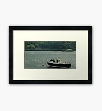 An Irish Bay Framed Print