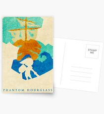 Hourglass Postkarten